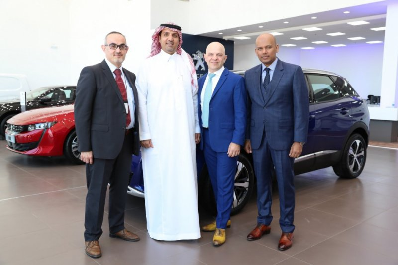 Almajdouie Motors Company the exclusive dealer for Peugeot brand in Saudi Arabia